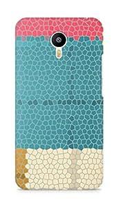 Amez designer printed 3d premium high quality back case cover for Meizu M2 Note (Pattern 2)
