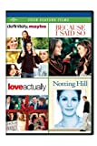 Definitely, Maybe / Because I Said So / Love Actually / Notting Hill Four Feature...