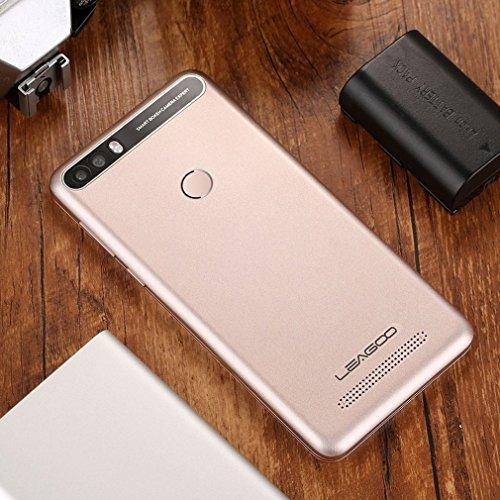 Smartphone Libre con 4000mAh Bater  a  LEAGOO KIICAA POWER 3G M  viles de 5 0   HD IPS Android 7 0  Dual C  mara 5MP   8MP  2GB RAM 16GM ROM  MT6580 1