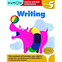 Grade 5 Writing (Kumon Writing Workbooks)