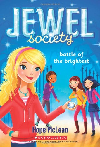Battle of the Brightest (Jewel Society)