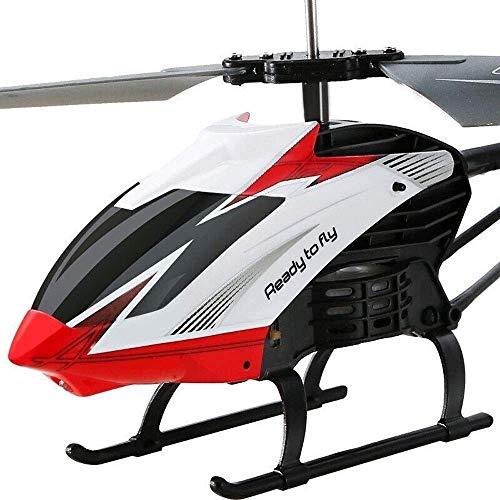 AORED Mini Flying Helicopter RC Flugzeug Indoor Mit Gyro Fernbedienung Quadcopter Und LED-Licht Mini Indoor for Kinder Und Mini Indoor for Kinder Erwachsene Anfänger Geschenk Spielzeug