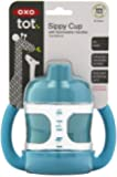 OXO Tot 200 ml Sippy Cup with Handles (Aqua)