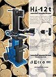 ZIPPER Holzspalter Brennholzspalter ZI-HS12T - 2