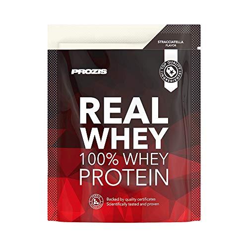 Prozis Sachet 100% Real Whey Protein 25 g Stracciatella