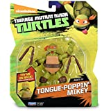 Tortugas Ninja - Animation blister - Tongue poppins Michelangelo