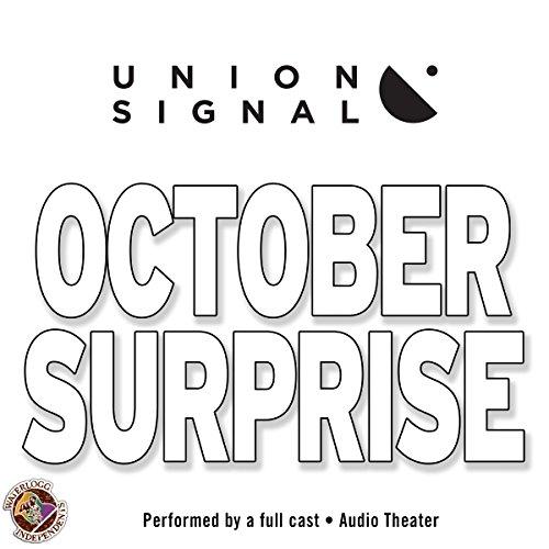 October Surprise  Audiolibri