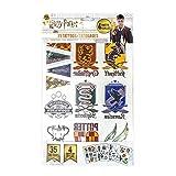 Harry Potter - Tatuajes (Temporales) - Set de 35 Estilos - Cinereplicas