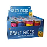HCM Kinzel 12171 - Knetball Gesicht, Sonstige Spielwaren, Sortiert