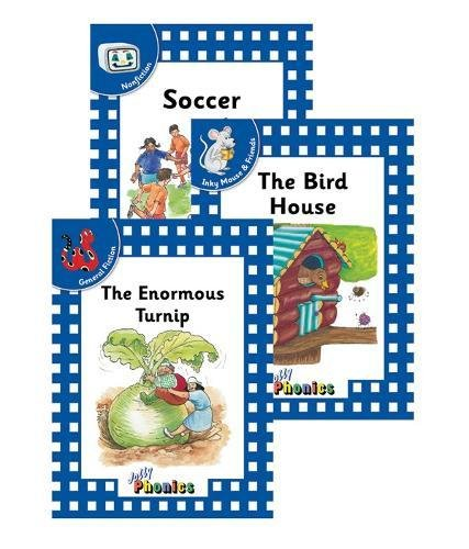 Jolly phonics readers. Level 4. Ediz. blu. Per la Scuola elementare: Complete Set Level 4 (Blue Level 4)