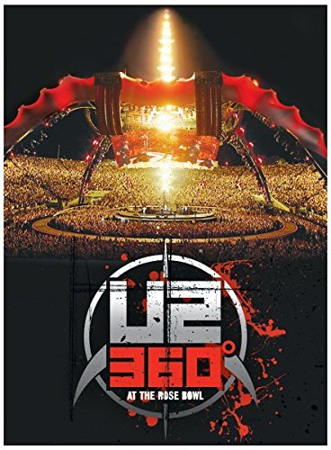 U2 - 360 Degrees Tour (360° At The Rose Bowl) [Blu-ray] Rose Bowl