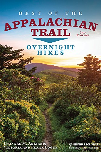 Best of the Appalachian Trail: Overnight Hikes (English Edition)