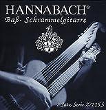 Hannabach cuerdas para Bajo Vien?s