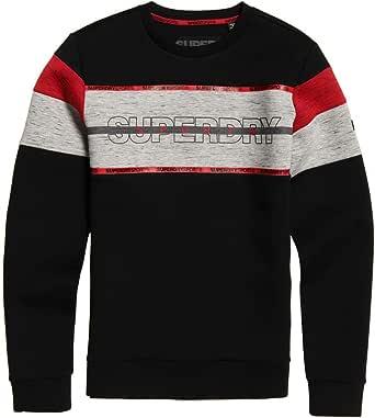 Superdry Men's Gym Tech Cut Crew Sweatshirt