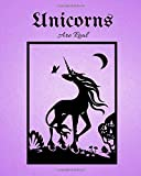 Unicorns are Real: Sketchbook for Kids: Drawing, Doodling & Writing Book, Blank Paper and Notebook (Elite Sketchbook)