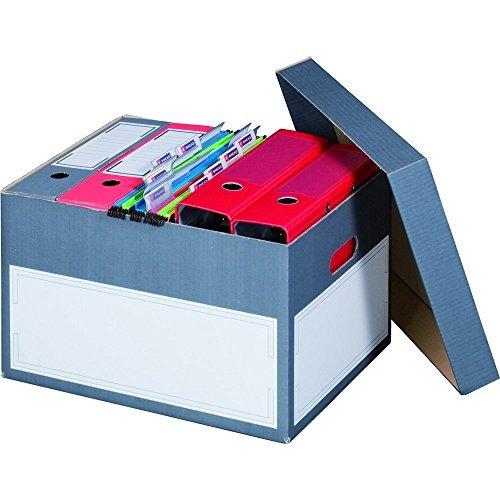 karton-billiger 10 Stück Archivschachteln