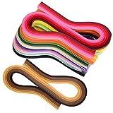 Quilling Papier Streifen Quilling Kunst Streifen 1 080 Streifen 44