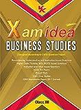 Xam Idea Business Studies Class 12 CBSE for 2018 Exam
