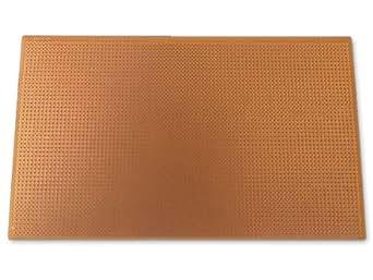 Leiterplatte 229 x 127 mm Lochraster 2,54 mm Experimentier Platine Lötpunkt Löten Modell: LEI3