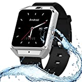 XIAYU Smart Fitness Tracker, Activity Watch Waterproof, Sport GPS Positionierung H5 älteren Telefon Außenhandel Smart Remis Tracking-Positionierung,Black