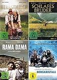Joseph Vilsmaier Collection | Herbstmilch + Rama Dama + Schlafesbruder + Bergkristall (4-DVD)