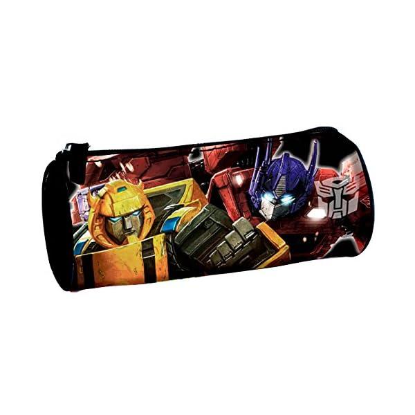 Perona 54529 Transformers Estuches, 22 cm, Multicolor
