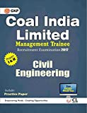 #2: Coal India Limited Management Trainee Civil Engineering 2017