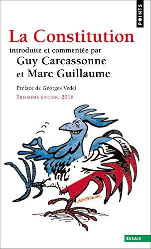 La Constitution par Guy Carcassonne, Marc Guillaume