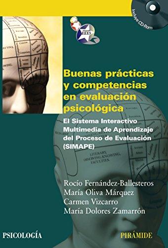 Buenas prácticas y competencias en evaluación psicológica (Psicología) por Rocío Fernández-Ballesteros