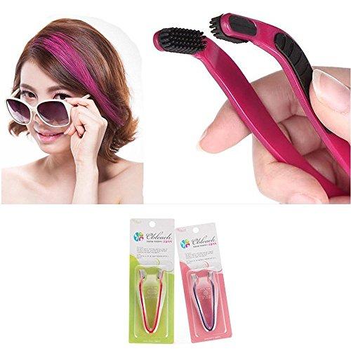 Hair Coloring Tool Hair Bleach Videoleuchte (A + B) Hair Styling Highlight Hair Dye Brush D.I.Y