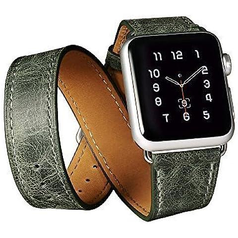 Apple Watch Band, Icarer Double Tour e