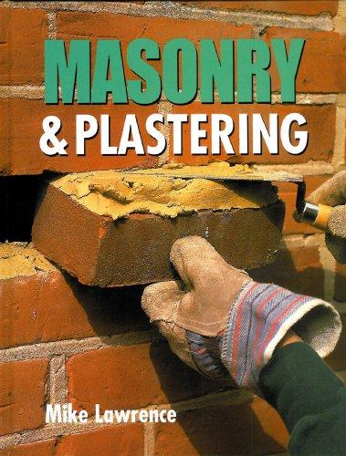 Masonry and Plastering (Crowood DIY) (English Edition)