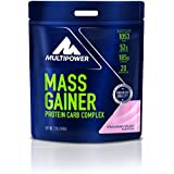 MULTIPOWER MP-12355 New Mass Gainer Protéines Saveur Fraise