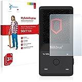 3x Vikuiti MySafeDisplay Film(s) de protection d'écran DQCT130 de 3M pour TrekStor i.Beat move BT