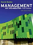 Management: An Introduction by David Boddy (2010-11-30)