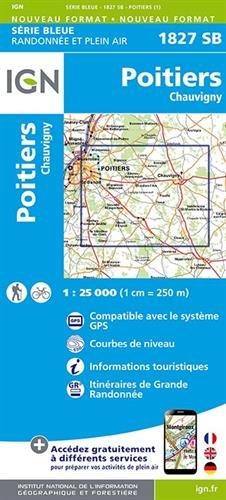 Poitiers/Chauvigny : 1827sb