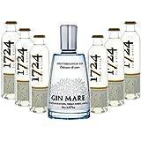 Gin Mare Tonic Set - Geschenkset - inkl. Pfand