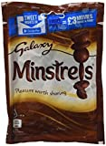 Galaxy Minstrels Chocolate Pouch, 118 g