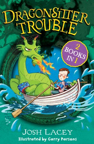 Dragonsitter Trouble: 2 books in 1 (The Dragonsitter series)