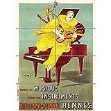 Doppelganger33 LTD Advert Music Instrument Bossard Bonnel
