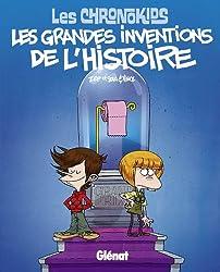 Les Chronokids - Hors Série : les grandes inventions de l'histoire