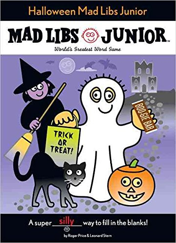 [(Halloween Mad Libs Junior)] [By (author) Roger Price ] published on (August, 2005)