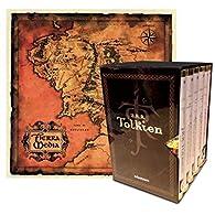 Estuche minilibros Tolkien par J. R. R. Tolkien