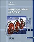 Product icon of Bewegungssimulation mit CATIA V5: Grundlagen und praktische