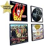 Cadre Pour Record Vinyle Album - Reco...