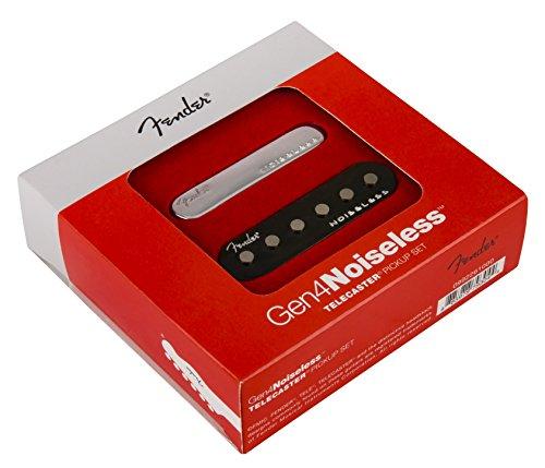 Fender Gen 4 Noiseless Tele Pickups - Pickup Set