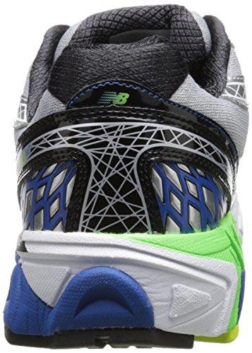 New Balance M134, Chaussures de running homme Argent (Blue/Silver)