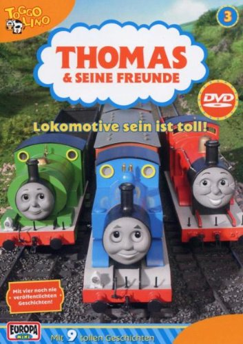 03 - Lokomotive sein ist toll!