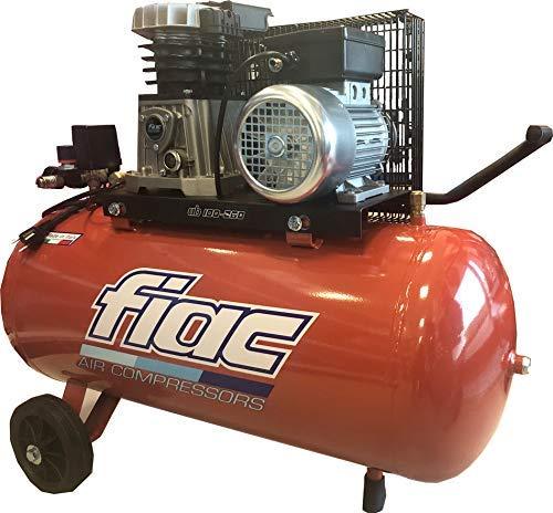 Fiac AB 100-268 M - Compresor de aire con transmisión por correa