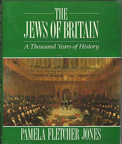 the-jews-of-britain-a-thousand-years-of-history-by-pamela-fletcher-jones-1-jun-1990-hardcover